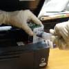 Бизнес: заправка картриджей принтеров