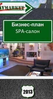 бизнес план спа салона